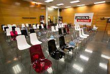 SEMINARIO NACIONAL LINCOLN ELECTRIC / Organizamos el primer seminario de la empresa cuidando que la marca estuviera presentes en cada momento y en cada detalle de la jornada.