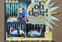Scrapbook Pages / by Nancy Clark