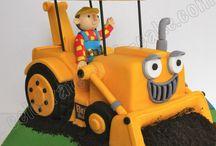 Bob The Builder Niver Thomas 4 anos