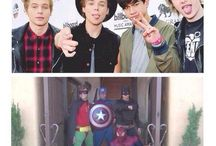 5 Seconds of Summer  / by Keely Parks