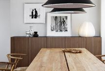 Dining / Inspiration for dining rooms, tables and chairs