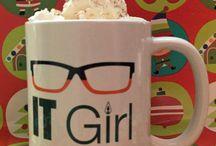 Mugs, cups & tumblers