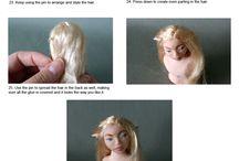 doll making
