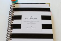 Planners inspo
