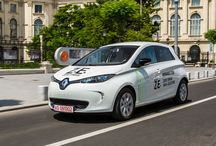 Renault ZOE - primul test in Romania