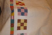 Quilt backing ideas / by Nikki LovesToQuilt