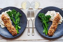 Fish Dishes - Healthy