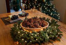 De 4 årstider, dekorationer og diys