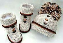 pletení na malé děti