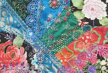 Crazy quilt / by Debbie Williams