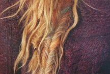 hair stuff / by Angela Litherland