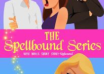 Spellbound Series / A series of books consisting of Bound to Remember (Book 1), Unbound (Book 2), and Bound to You (Book 3).