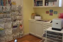 project organize the craft room / by Michelle Talavera-Caceres