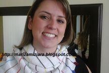 Mariza Miziara / Meus tricôs
