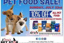 Pet Food Sale / Sale on pet food 10% off