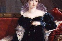 19th century: Regency collars