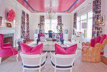 { Coastal-Hamptons, Nautical, Tropical, Island Living-Dining Rooms }