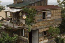 casas, inspirações...