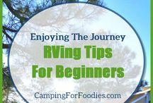 RV for beginners
