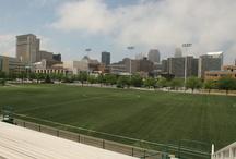 HOME OF AFC CLEVELAND / Krenzler Field home of AFC Cleveland (NPSL)