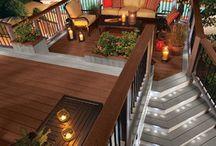 Deck & Yard Ideas / by Jackie Ramirez