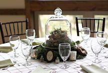 Wedding Decor / Wedding decor and design featured on A Colorado Courtship Blog