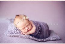 Newborn foto's / null