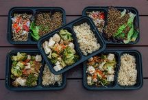 1200 cal vegan meal prep/plan