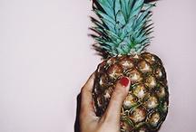 ... pineapple ...