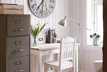Office Ideas / by Mandy Wilson Gehman