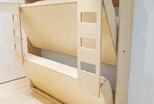 kids room ideas / by Catherine Desharnais