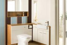 LINEAR / Linear Range of bathroom furniture.