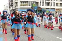 Los carnavales de Vitoria