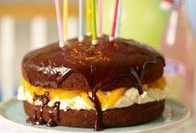Birthday cake ideas / Τούρτες γενεθλίων