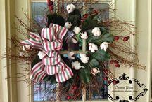 Christmas Natural Wreaths