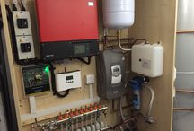 Innovative Technology / The innovative systems our clients are running on their homes, to reduce their carbon footprint.