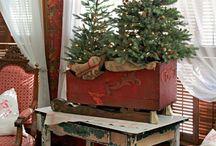 Christmas décor