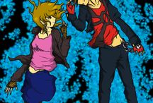 Original ArtWork xXxDarkShunxXx / Ilustraciones originales (mayormente al estilo Anime & Manga) hechas por xXxDarkShunxXx (YO)