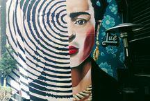 Art Frieda Kahlo