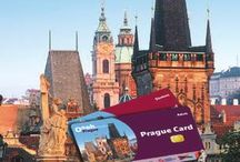 TOURIST CITY CARDS / Brochures of popular city cards.