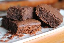 guilt free desserts / by Rachel Rylee