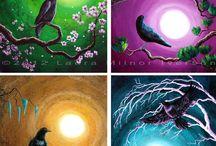 Painting Ideas / by Lynn Gresh-Whittaker