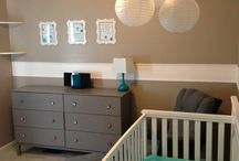 Baby bedroom ideas for the new little....
