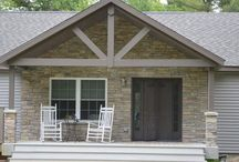 Ranch Homes / Ranch homes that we have manufactured and/or offer. #ranchstylehouses
