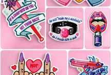 Patches & Pins <3