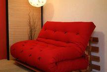sofa de colchao velho