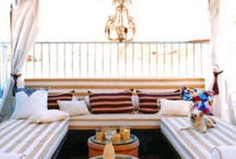 outdoor living / by Maggie Griffin Design