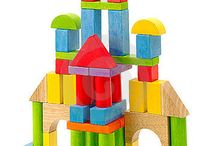 Wooden Brick Castle instructions