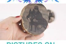 DIY Gift Ideas / Do it yourself gift ideas, gift crafts, gift projects.