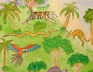 Children's Books With My Work